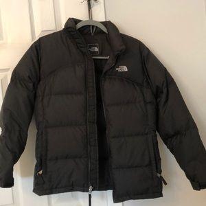 North Face Puffer Jacket Nuptse Style